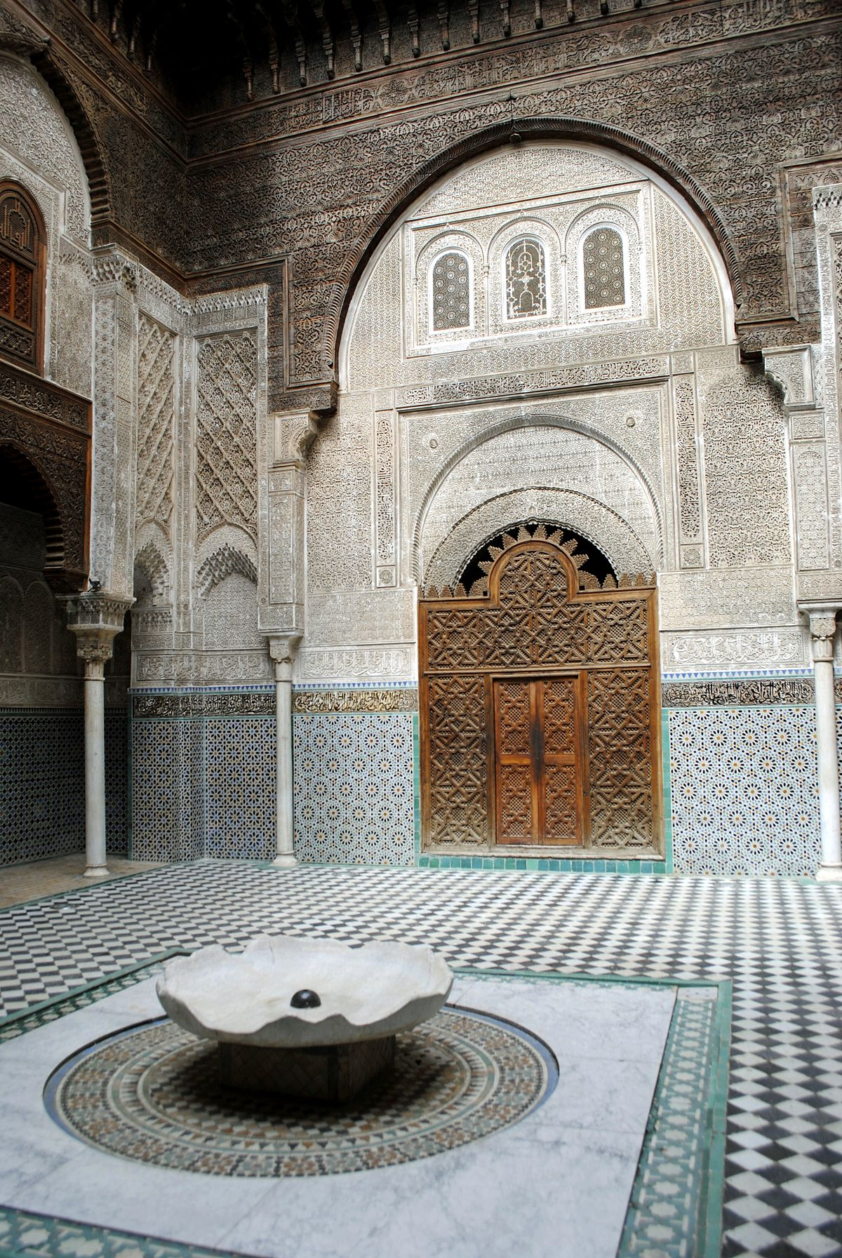 Al-Attarine Madrasa (8753523807).jpg