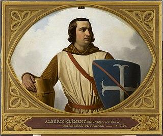 Albéric Clément Marshal of France