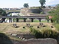 Alba Carolina Fortress 2011 - Cannons-2.jpg