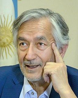 Alberto Rodríguez Saá Argentine politician