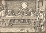 Albrecht Dürer, The Last Supper, 1523, NGA 603.jpg