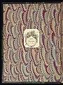 Album, Second recueil et troisième livre de cartouches (Second Album and Third Book of Cartouches) (CH 68776113).jpg