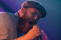Alex Clare, http---alexclare.com-, in the Montreux Jazz Café (10902100594).jpg