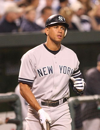 2007 New York Yankees season - Yankees' third baseman Alex Rodriguez, 2007