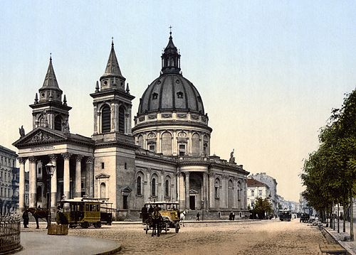 St. Alexander's Church ca. 1900 Alexander Church Warsaw.jpg