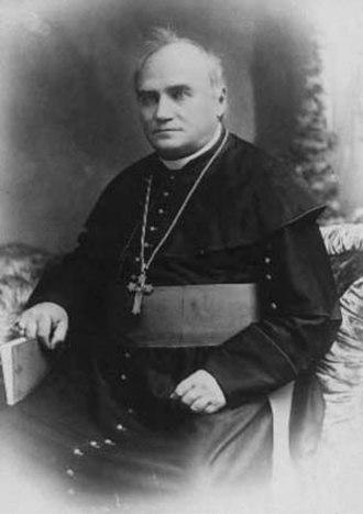 Alexandre-Antonin Taché - Archbishop Taché circa 1890