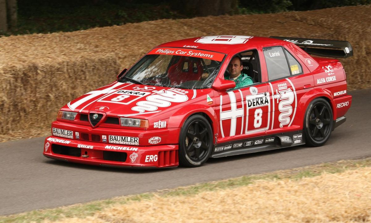 Alfa romeo 156 racing parts