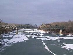 Algyői vasúti Tisza-híd 1..JPG