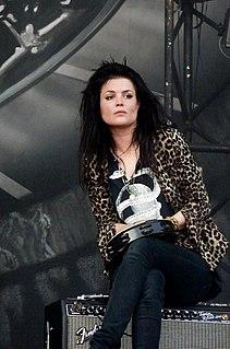 Alison Mosshart American musician