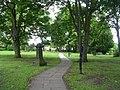 All Saints Graveyard - Barnsley Road - geograph.org.uk - 1349180.jpg