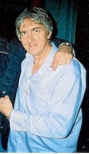 Allan Holdsworth - Holdsworth in 2007