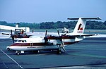 Allegheny Commuter (Henson Airlines) De Havilland Canada DHC-7 at BWI.jpg