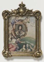 Allegori över Karl XI
