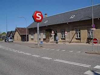 Allerød station - Image: Allerød 3