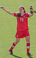 Allysha Chapman FIFA Women's World Cup Canada 2015 - Edmonton (18573327925).jpg
