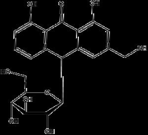 Aloin - Image: Aloin structure