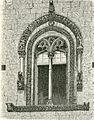 Altamura finestrone della cattedrale incisore anonimo 1898.jpg