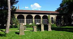 Alter Friedhof in Karlsruhe