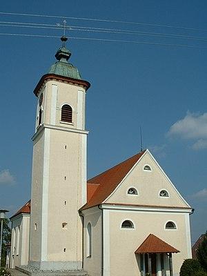 Schemmerhofen - Altheim, parish church St Nicolas