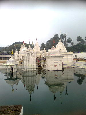 Amarkantak - Narmada kund temples, the origin of Narmada River