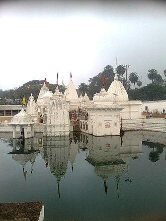 Amarkantak - Narmada kund temples, the origin of Narmada River