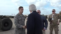 File:Ambassador Friedman, Gen. Scaparrotti, visit Juniper Cobra 2018.webm