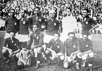 America Football Club (Rio de Janeiro) - America F.C. team in 1929.