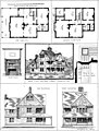 American cottages; consisting of fouty-four large quarto plates, containing original designs of medium and low cost cottages, seaside and country houses. Also, a club house, pavilion (1883) (14774623854).jpg