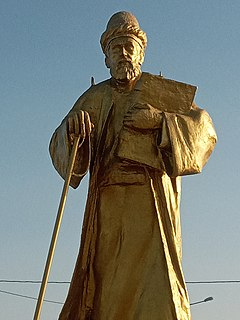 Al-Kunduri Vizier of the Seljuq empire