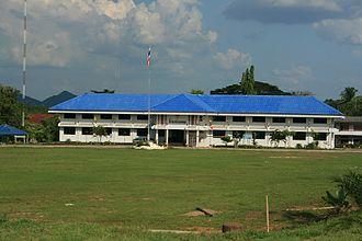 Phanom District - District office