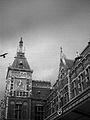 Amsterdam CS BW.jpg
