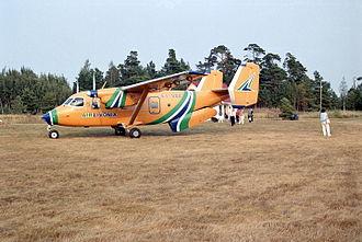 Air Livonia - Antonov An-28 of Air Livonia