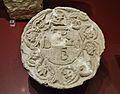 Anagrama orlat amb roleus, Pla de Nadal, Museu de Prehistòria de València.JPG