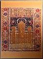 Anatolia occidentale, transilvania da preghiera a sei colonne (ridotto), xvii secolo.jpg