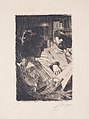 Anders Zorn - Reading (Mr. och Mrs. Charles Deering) (etching) 1893.jpg