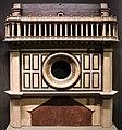 Andrea sansovino, modello per il completamento dle tamburo della cupola, 1507.JPG