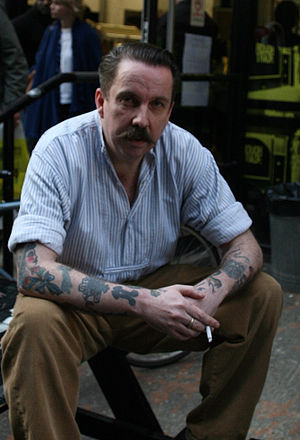 Andrew Weatherall - Weatherall in 2009