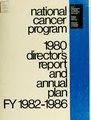 Annual report - National Cancer Program (IA annualreport1980nati).pdf