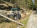 Another classic tractor - geograph.org.uk - 1235477.jpg