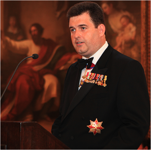 Anthony Bailey OBE GCSS (2012)