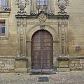 Antigua Universidad de la Santísima Trinidad (Baeza). Portada.jpg
