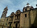 Antiguo Convento de Santa Catalina de Sena-Templo de las Monjas Capuchinas Morelia 7.jpg