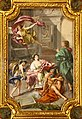 Anton Raphael Mengs, The Triumph of History over Time (Allegory of the Museum Clementinum), ceiling fresco in the Camera dei Papiri, Vatican Library, 1772 - M0tty.jpg