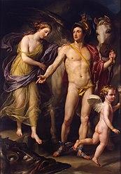 Anton Raphael Mengs: Perseus and Andromeda