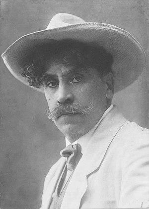 Antônio Parreiras - Antônio Parreiras  (date unknown, published 1920)