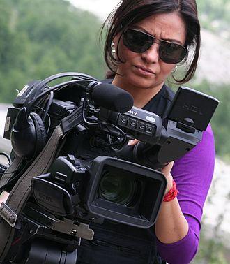 Anu Malhotra - Image: Anu Malhotra, Filmaker
