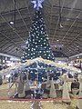 Arbol de Navidad y Nacimiento en Terminal Central de Autobuses CAPU Puebla 05.jpg