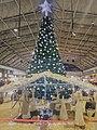 Arbol de Navidad y Nacimiento en Terminal Central de Autobuses CAPU Puebla 06.jpg