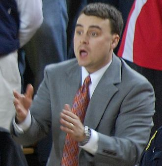 Dayton Flyers men's basketball - Archie Miller