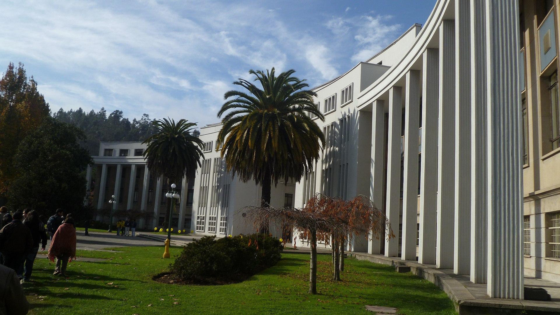 Universidad de concepci n wikipedia la enciclopedia libre for Universidad de arte